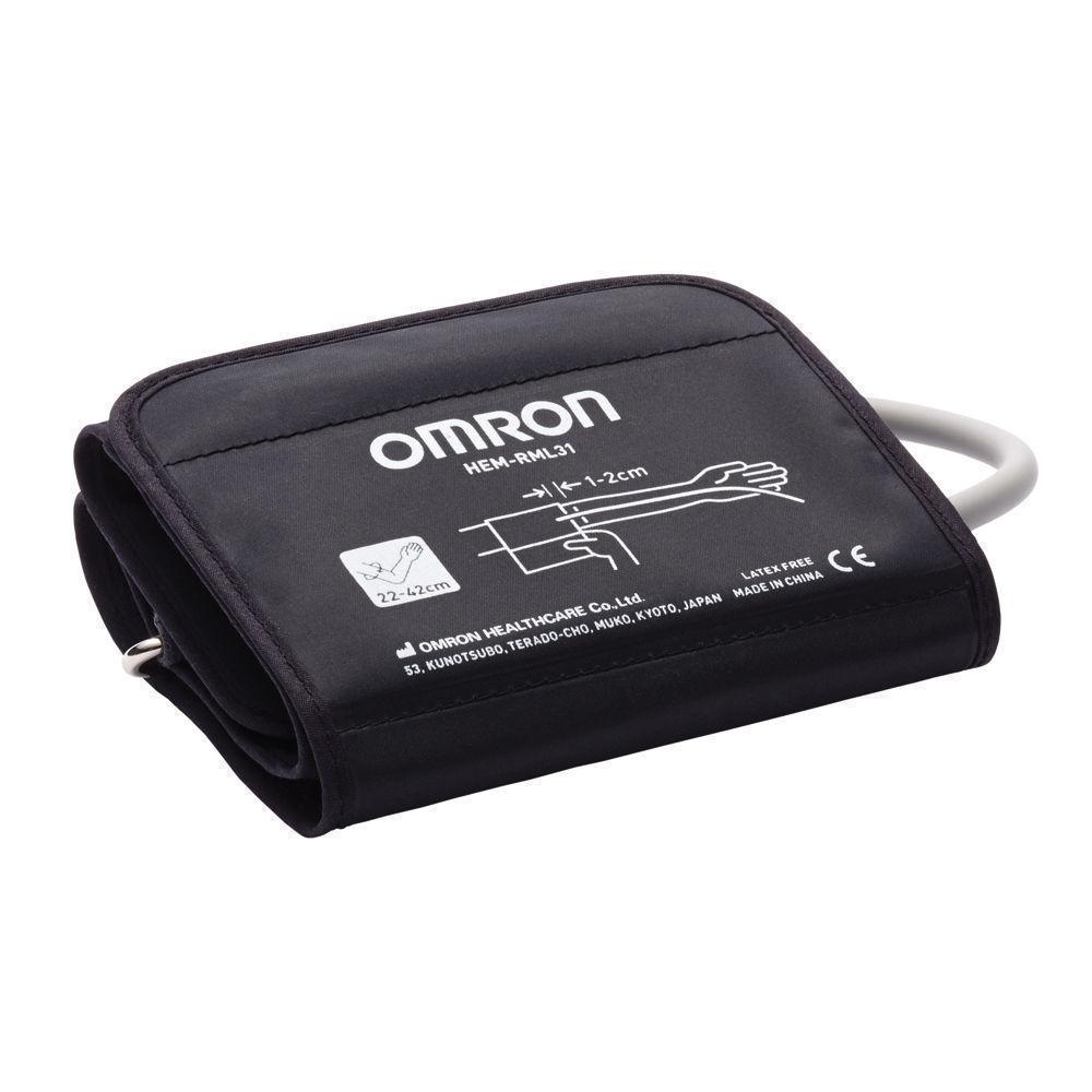 OMRON Digital Blood Pressure Monitor Cuff  XXL Size 30 cm to 42 cm [DDA]