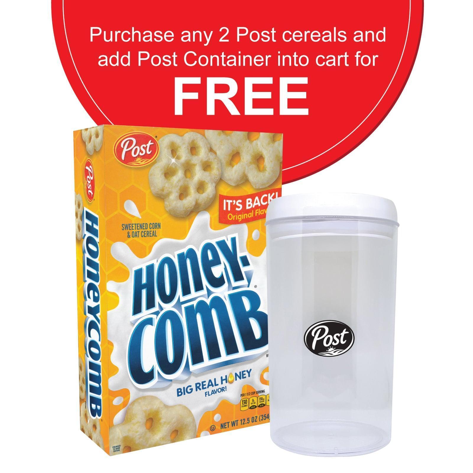 Post Honey Comb