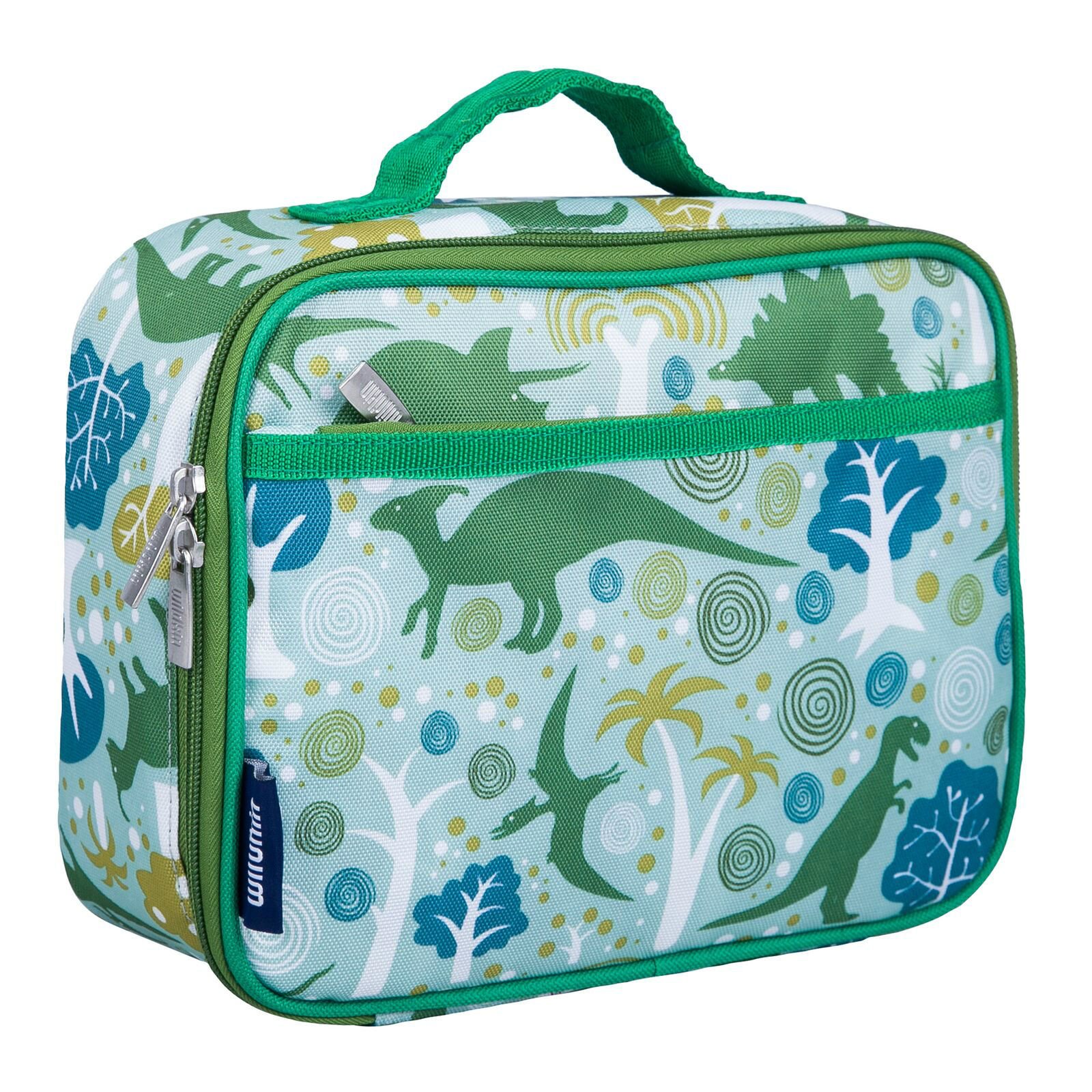 Wildkin Olive Kids Dinomite Dinosaurs Insulated Lunch Box Bag