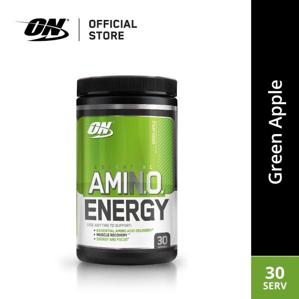 Buy Optimum Nutrition Essential Amino Energy (270g) - Green Apple Singapore