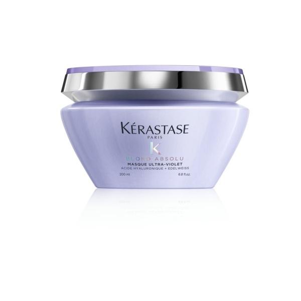 Buy KERASTASE BLOND ABSOLU  Masque Ultra-Violet Purple Hair Mask Singapore