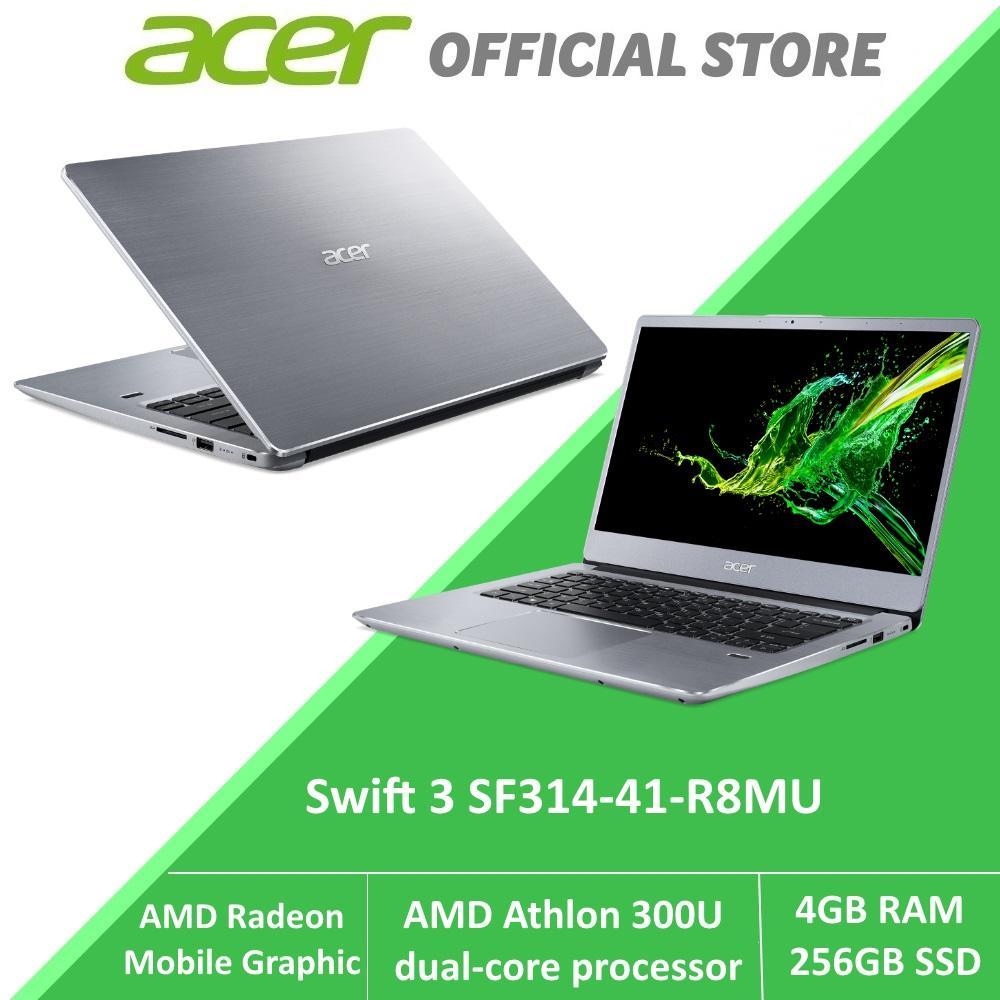 Acer Swift 3 SF314-41-R8MU New Light Weight Laptop (Silver)