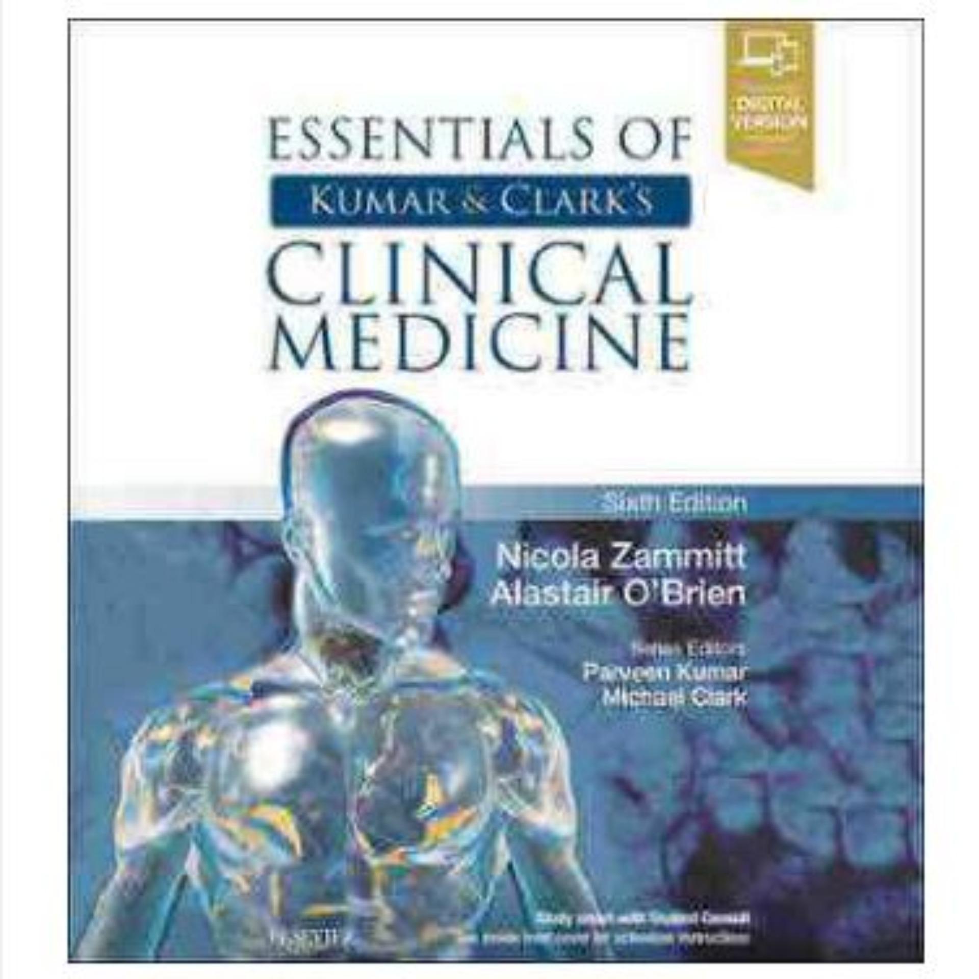 Essentials of Kumar and Clarks Clinical Medicine ( Pocket Essentials) ebook