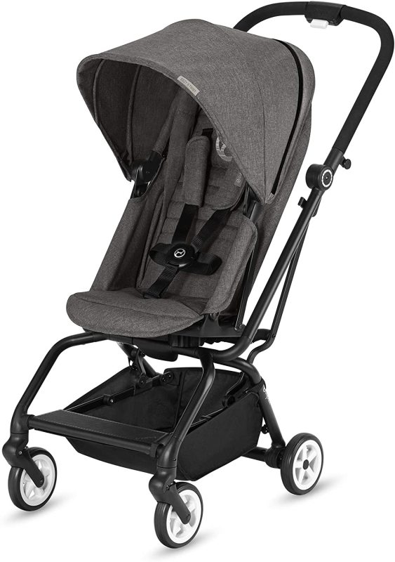 CYBEX Eezy S Twist Two Dual 2 Direction Parent Facing Newborn Infant Kids Children Child Stroller. Lava-Stone Black. Grey. Navy Blue. Singapore