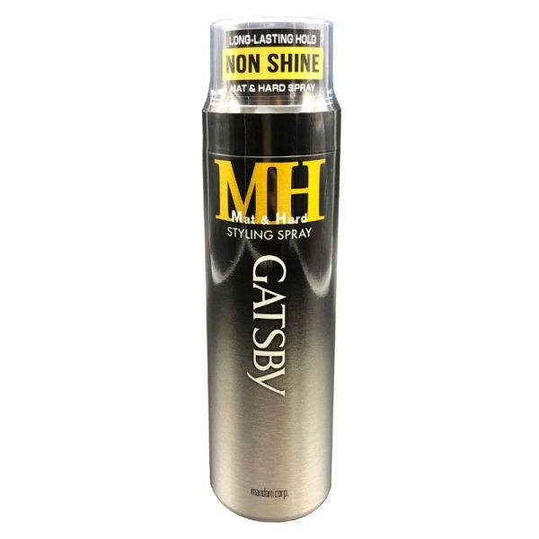 Buy Gatsby Non-Shine Mat & Hard Styling Spray Singapore