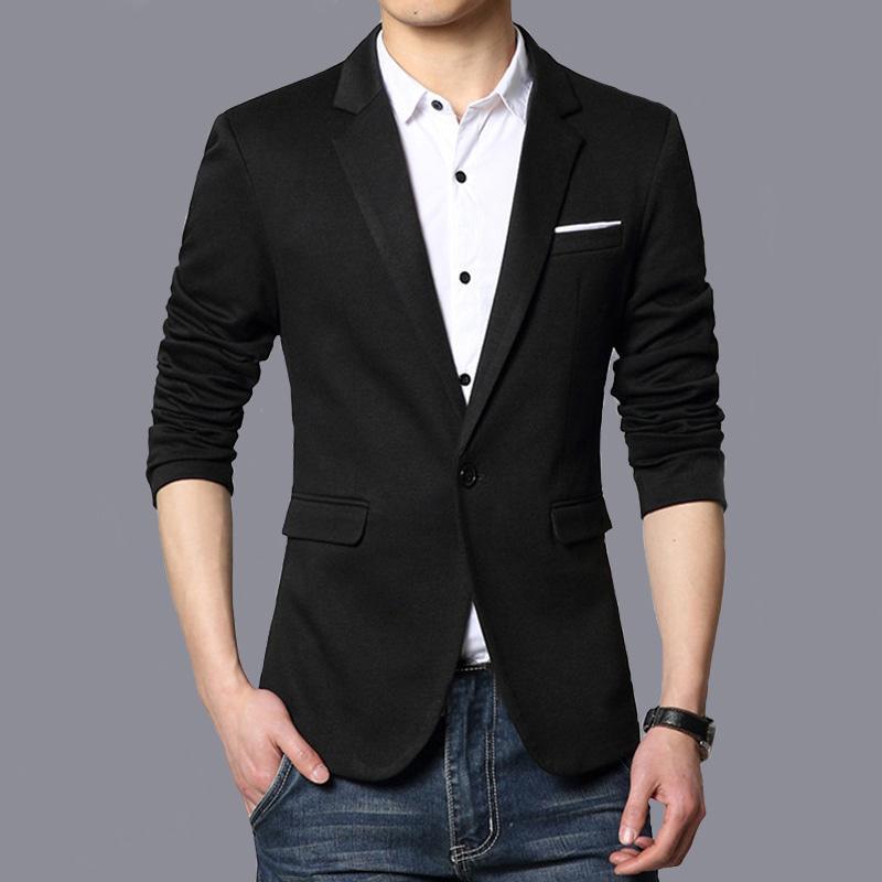 Good Quality Cotton Slim Fat Man Big Size Suit Jacket Blazer By Dhfashion.