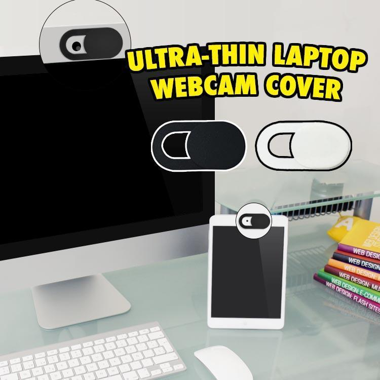 [SG] Laptop Webcam Shutter Cover 3M Adhensive Web Camera Iphone Desktop Handphone Privacy and Security