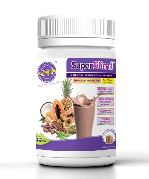 Buy SuperSlim Protein 600g Singapore