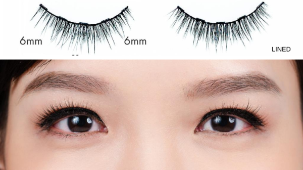 Buy [Design: LINED] The LashDresser Magnetic Lashes Singapore