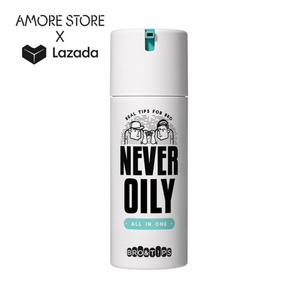 Buy BRO&TIPS Never Oily All-In-One 120ml Singapore