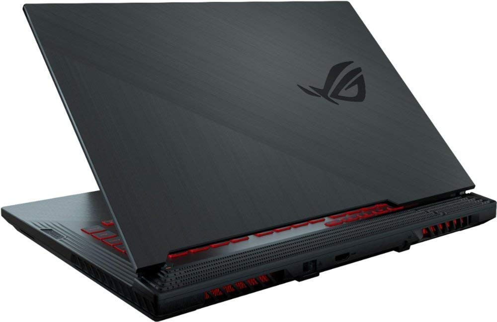 2019 ASUS ROG 15.6  FHD Gaming Laptop Computer, Intel Hexa-Core i7-9750H Up to 4.5GHz, 16GB DDR4, 1TB HDD + 512GB SSD, NVIDIA GeForce GTX 1650, 802.11ac WiFi, HDMI, USB 3.0, Windows 10