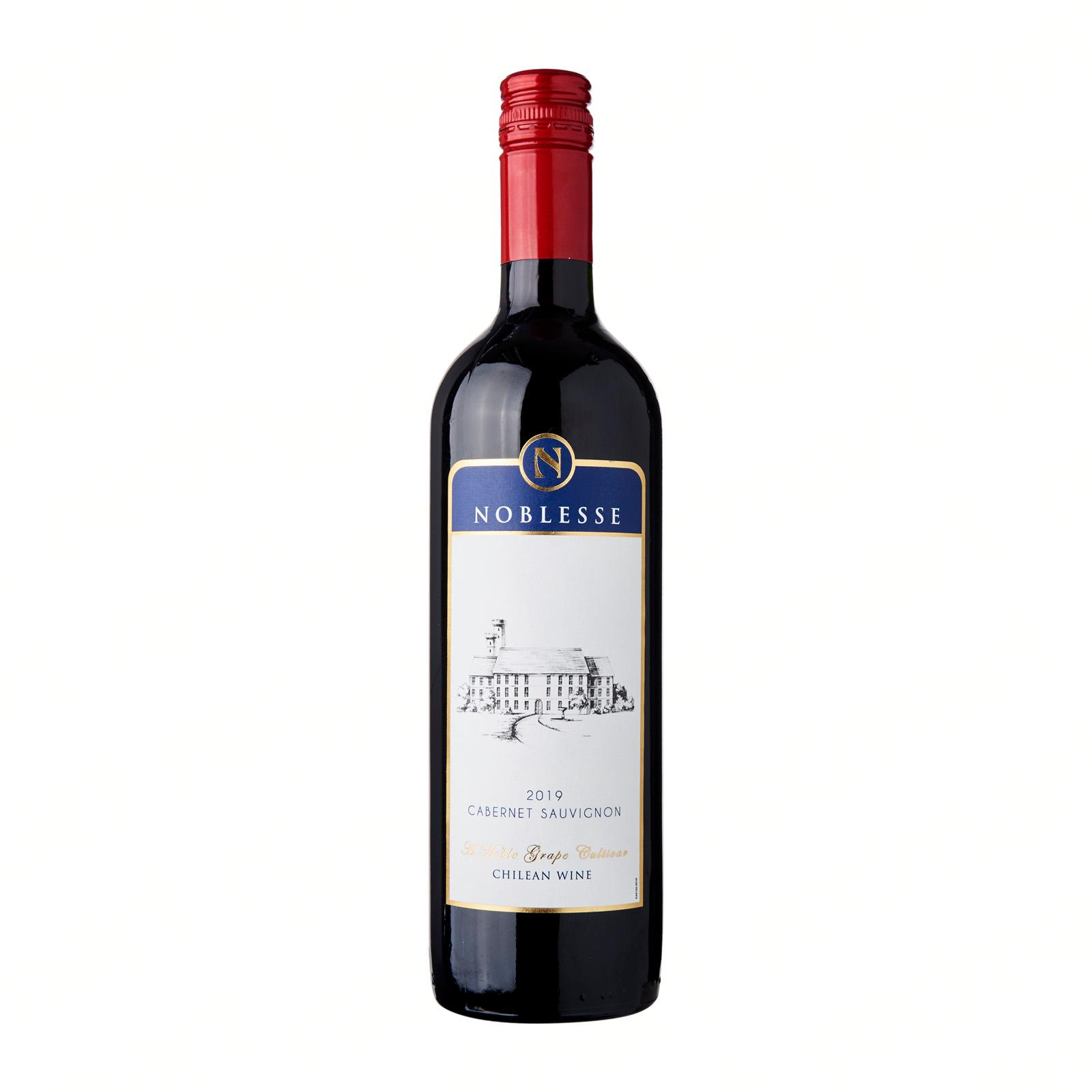 Noblesse Cabernet Sauvignon Central Valley 12.0% 750ml