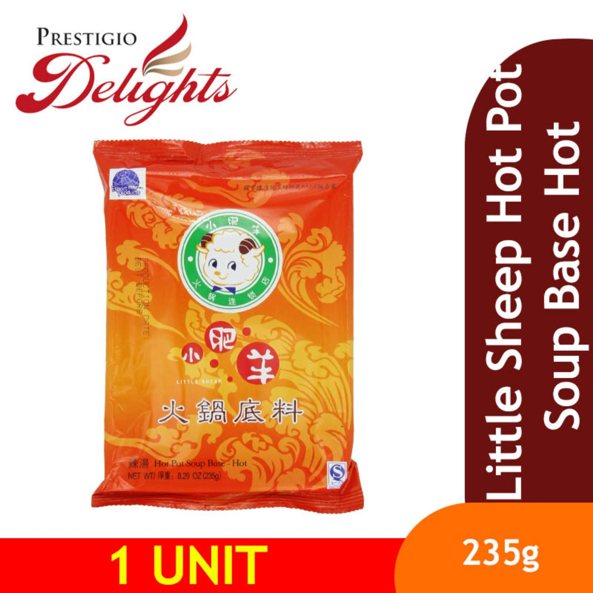 Little Sheep Hot Pot Soup Base Hot 235g By Prestigio Delights.