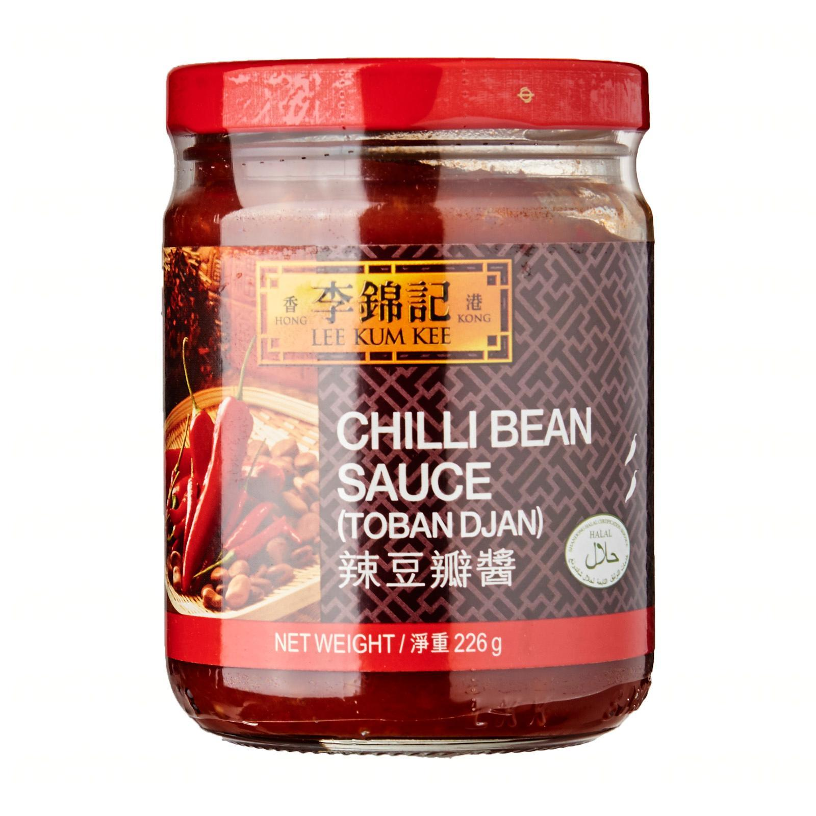 Lee Kum Kee Chili Bean (Toban Djan) Sauce