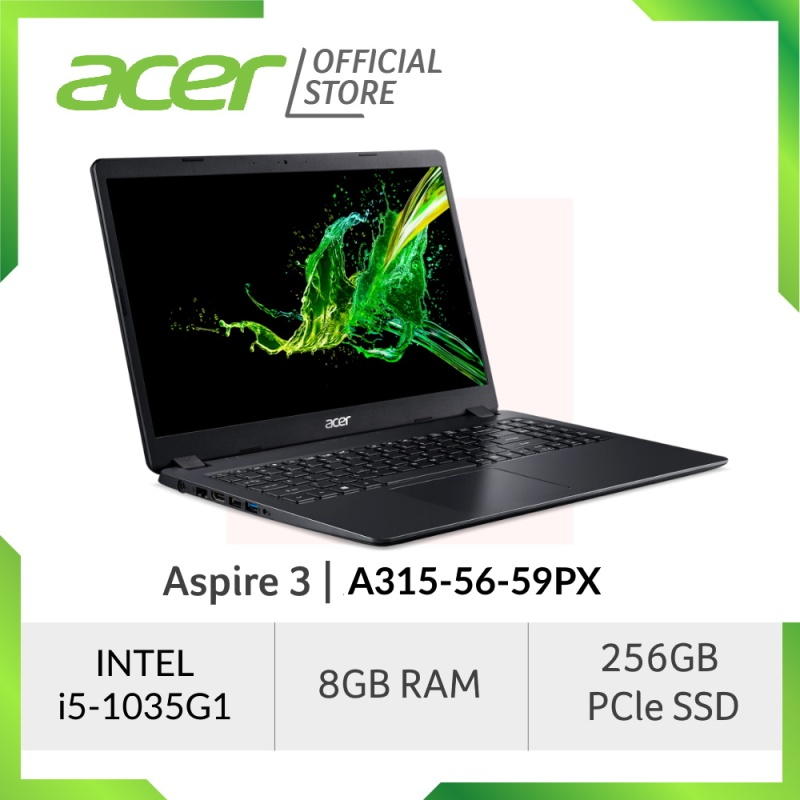 [READY STOCKS] Acer Aspire 3 A315-56-59PX Laptop