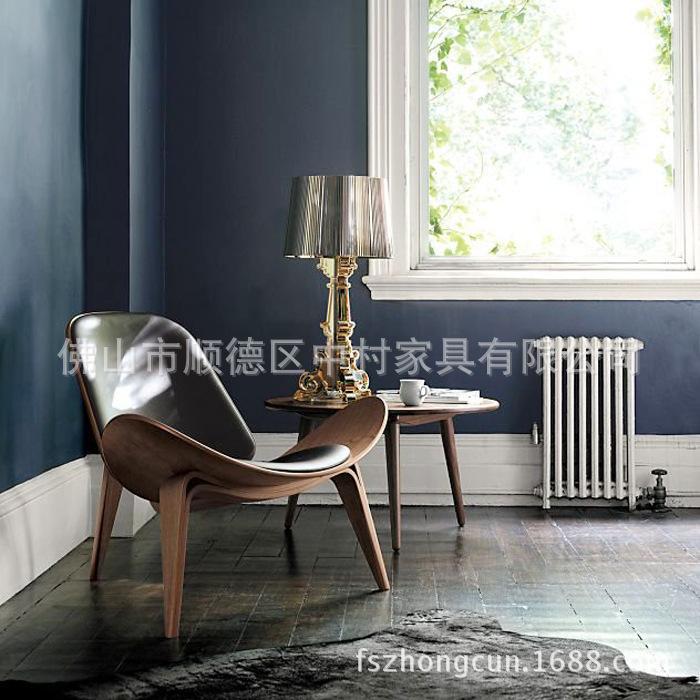 Shell Chair Airplane Chair Nordic Leisure Creative Cool Terrace/Patio bei qiao yi Single Person Beanbag
