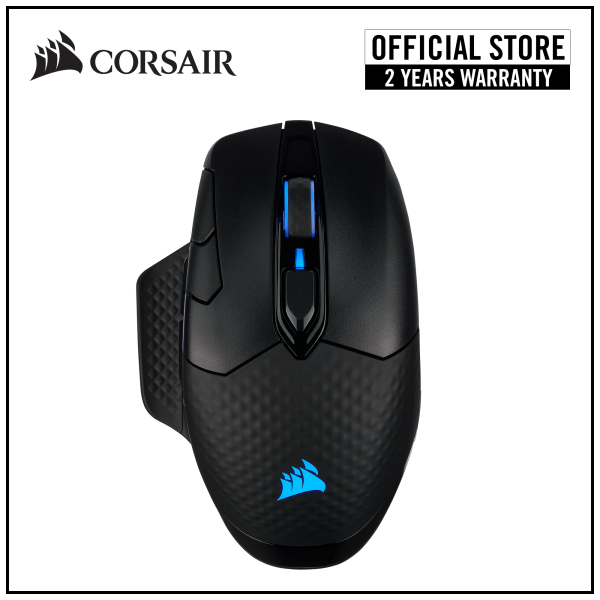 CORSAIR DARK CORE RGB PRO SE Wireless Gaming mouse w/ Qi Wireless Charging