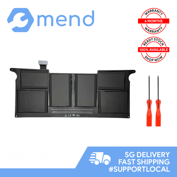 Original Battery for Macbook Air 11 inch A1370 Mid 2011, A1465 Mid 2012 (Battery Model: A1406)
