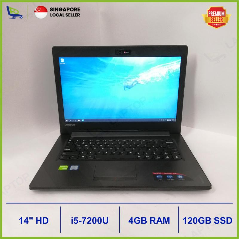 LENOVO IdeaPad 310-14IKB (i5-7/4GB/120GB) [Premium Preowned] Refurbished