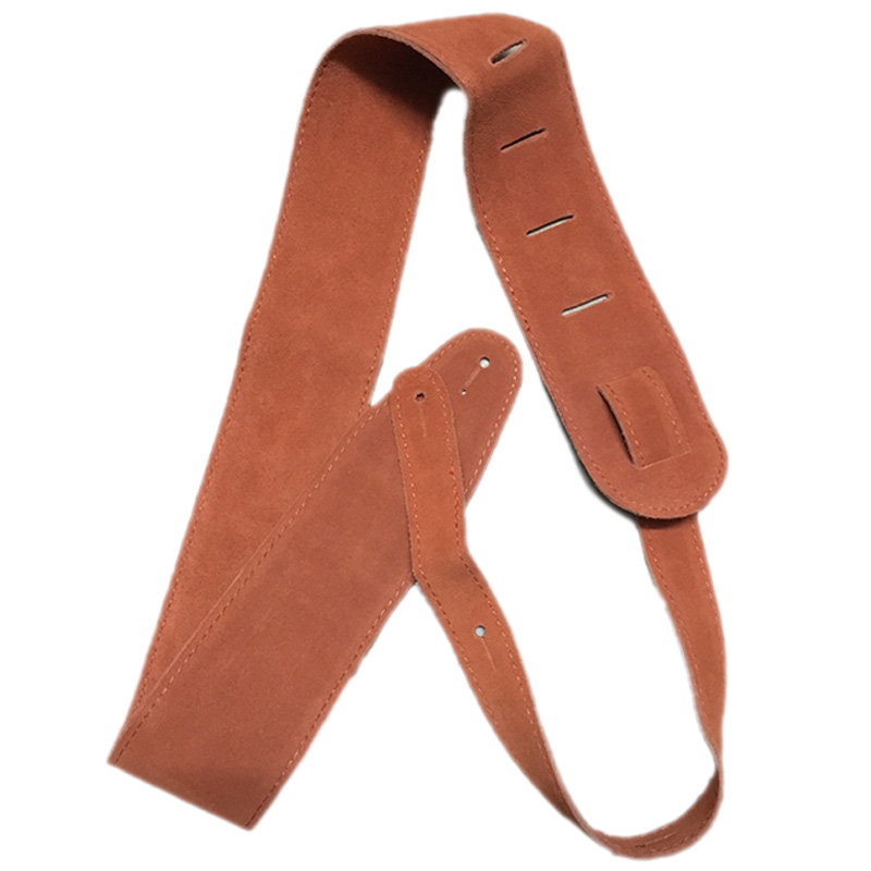 Guitar Strap for Acoustic Guitar Electric Guitar Bass Double Leather Guitar Strap