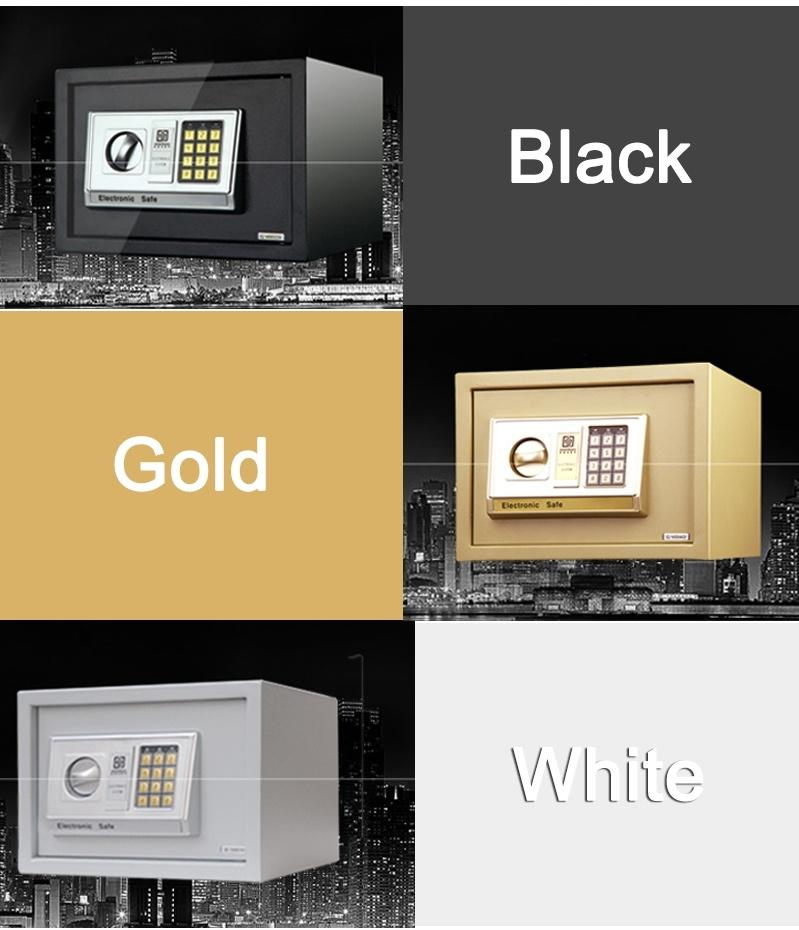 Digital Large Security Safety Box For A4 Size Paper Documents! Jewellery Gold Storage!