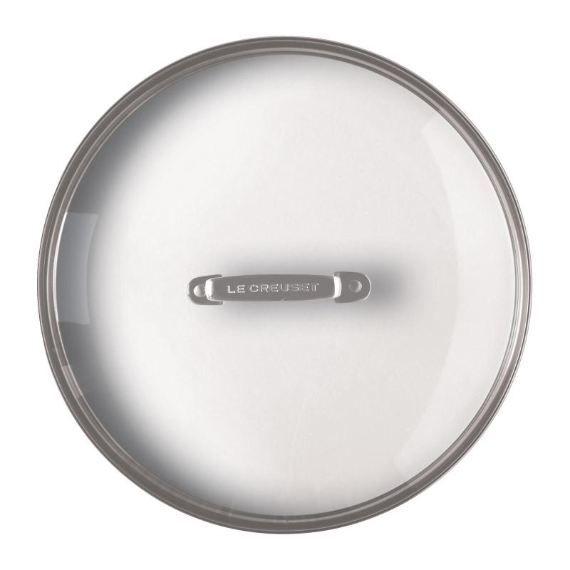 Le Creuset Glass Lid 18cm Accessory for Toughened Non-Stick Pan Singapore