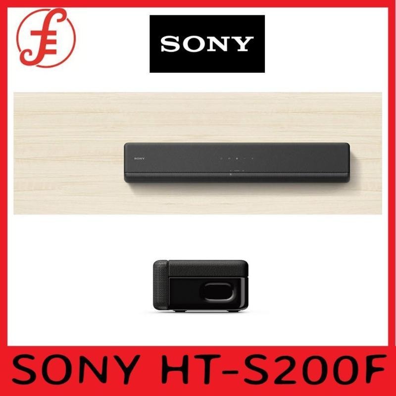 SONY HT-S200F Compact Soundbar with Bluetooth® (HT-S200F) Singapore