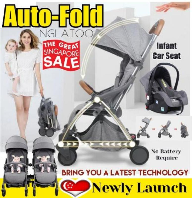 Cabin / Twin And Double Stroller / Infant Car Seat Singapore