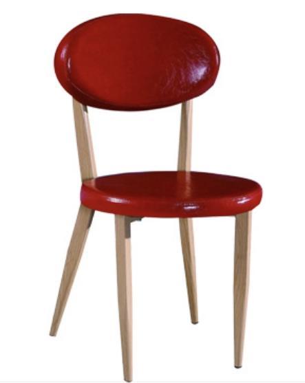JIJI Oak-Ton Leather Dining Chair (Free Installation + 12 Months Warranty) (SG)