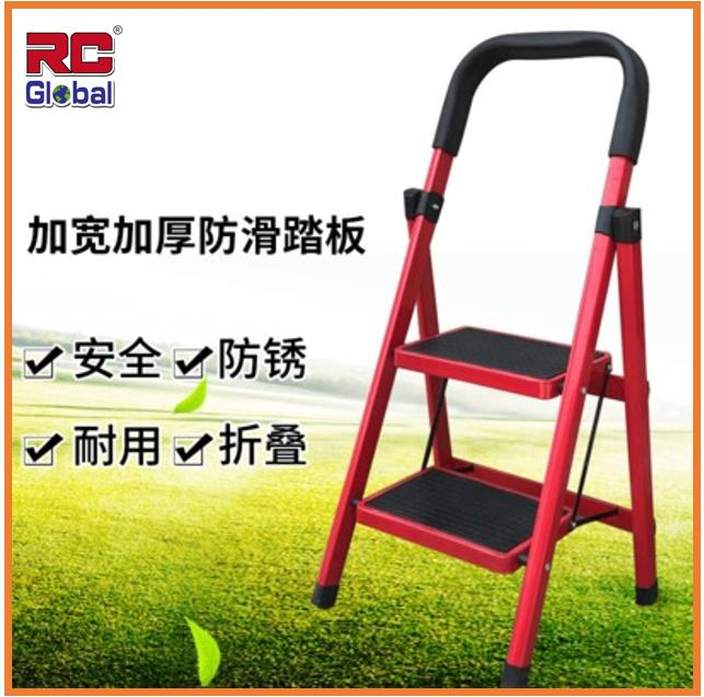 RC-Global Ladders / Household Ladders / step ladders / Ladder ( 2 - 6 steps, Carbon steel) 家用人字梯 2 - 6 步梯