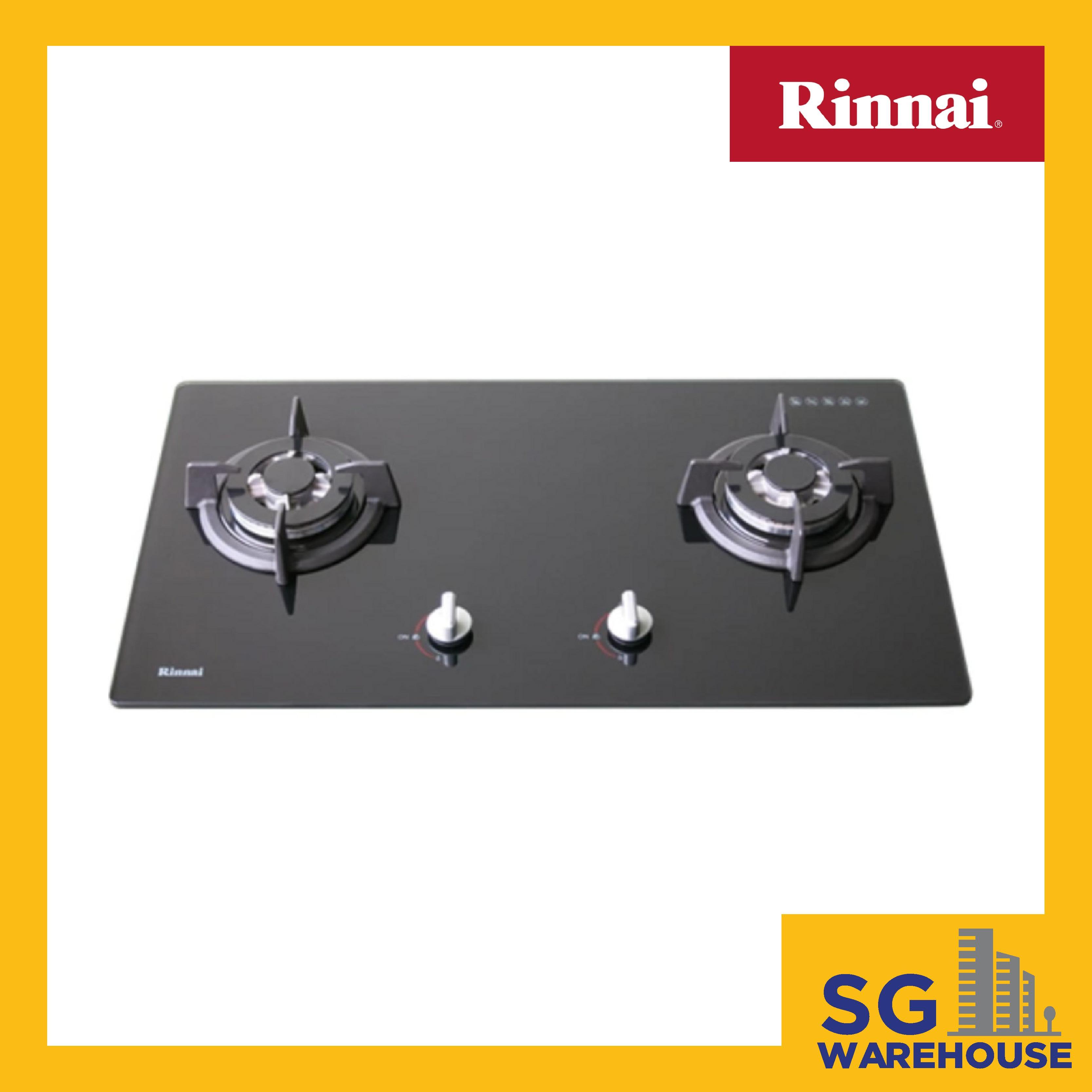Rb-7302s-Gbs Rinnai Glass Hob.