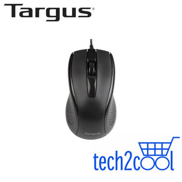Targus U660 Black Wired Optical Mouse