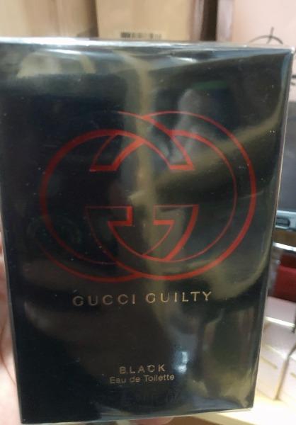 Buy Gucci Guilty Black Perfume Eau De Toilette Spray 75ml Singapore
