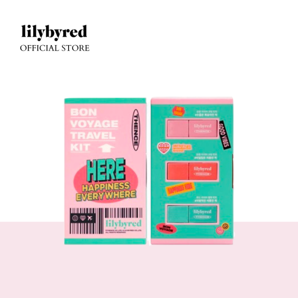 Buy Lilybyred Bon Voyage Travel Kit Thence Edition Singapore