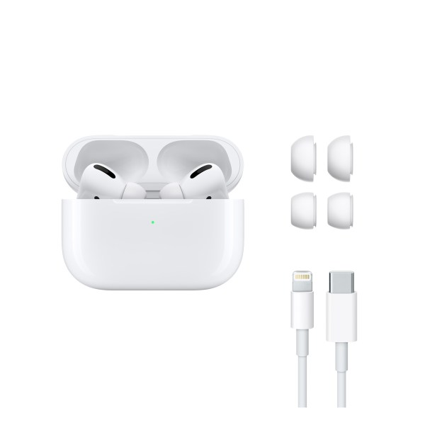 Apple Airpods Pro (Wireless headset / authentic /in-ear/Charge warehouse/Contains the data line) Singapore
