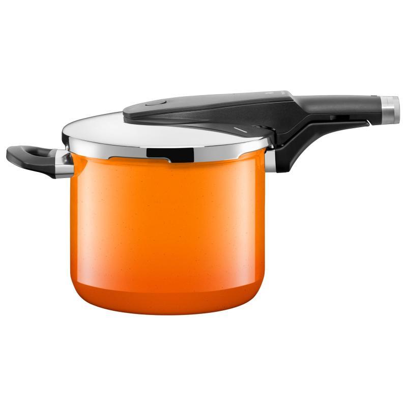 {Christmas Special} WMF Naturamic Perfect Pro Pressure Cooker 4.5L Orange Singapore