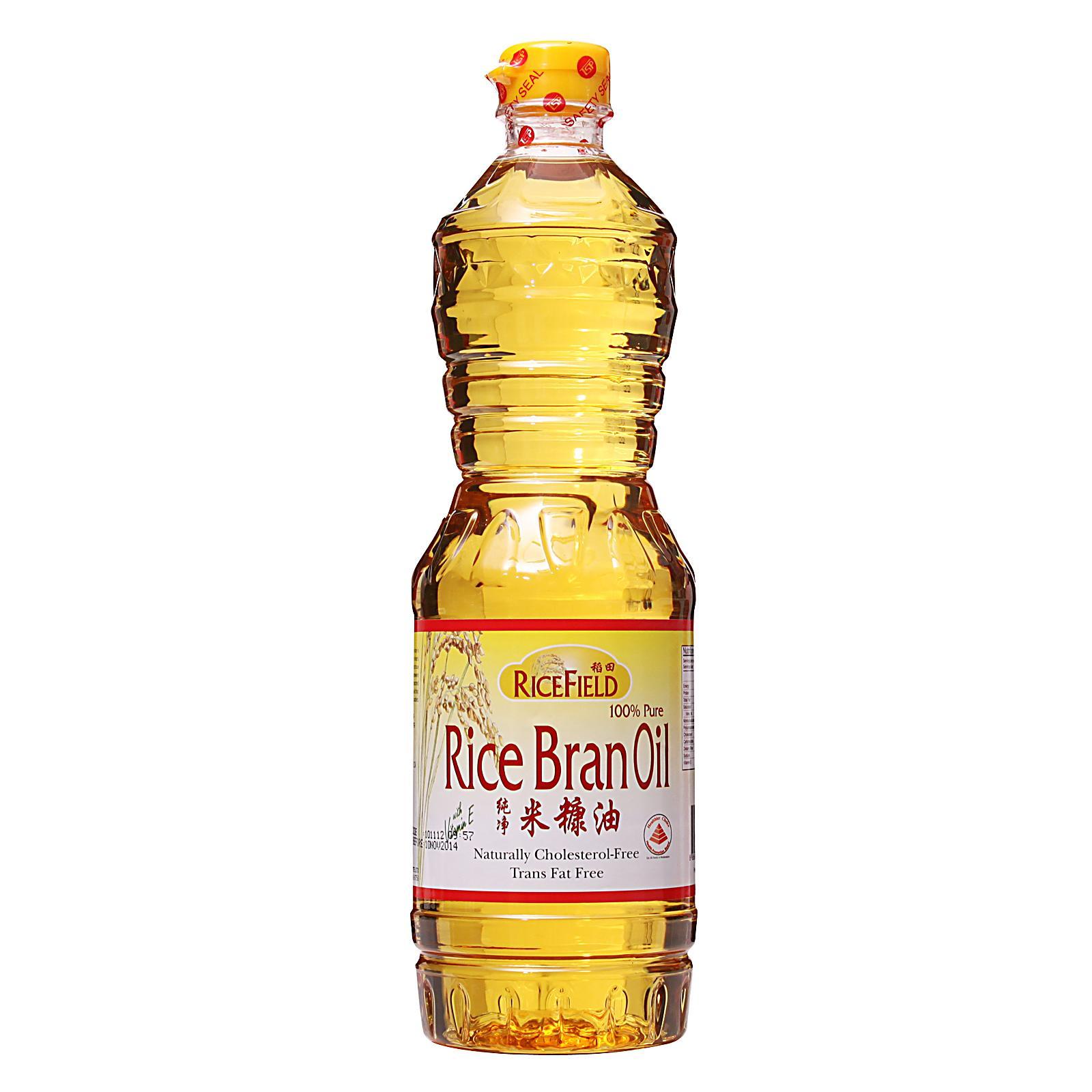 Rice Field 100% Pure Rice Bran Oil