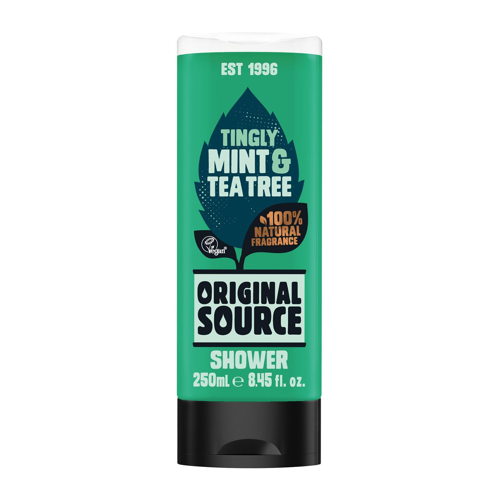 Original Source Shower Mint and Tea Tree