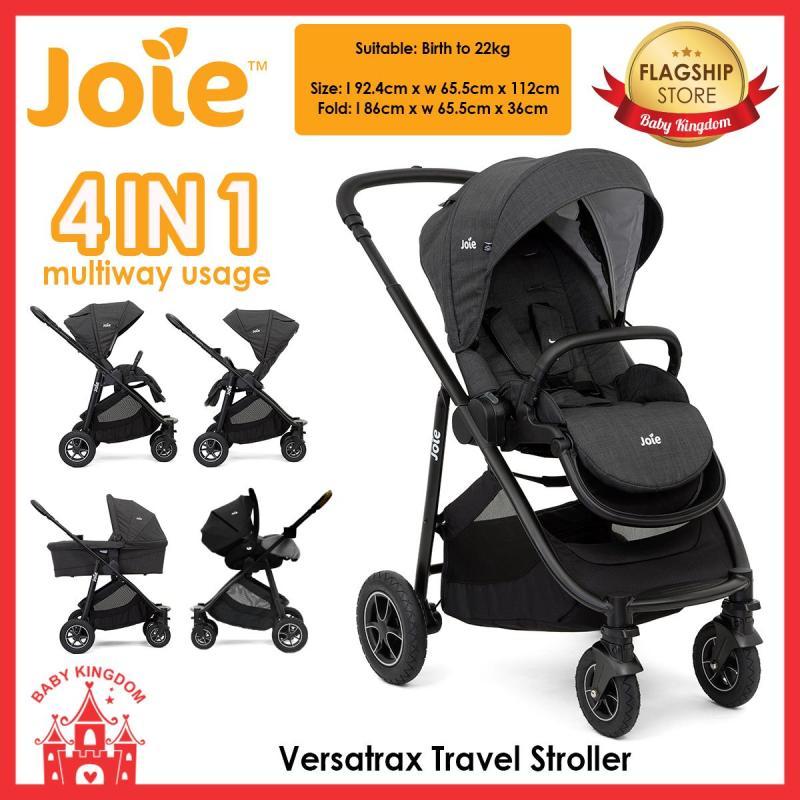 Joie Versatrax Stroller Singapore