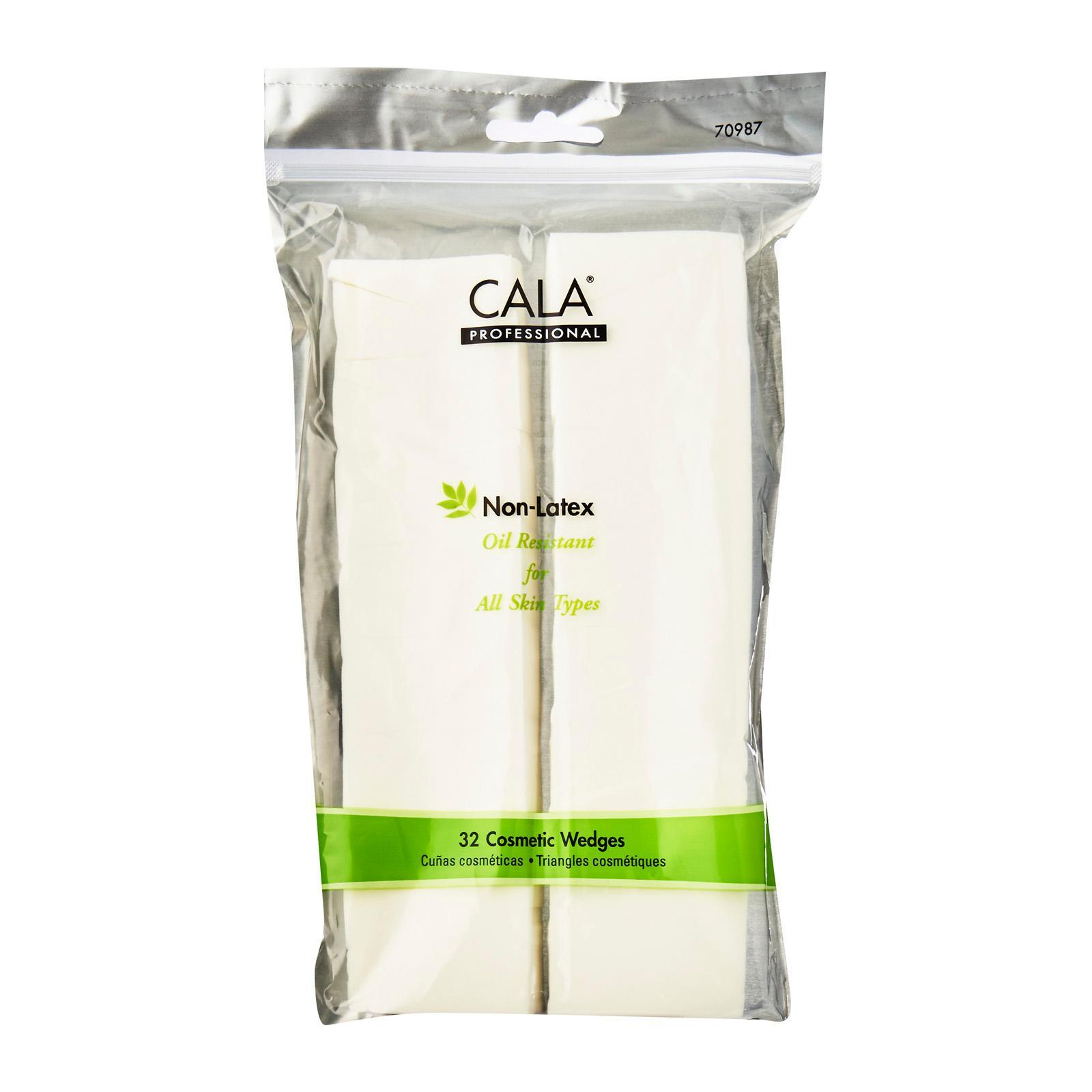 Cala Non-Latex Cosmetic Wedges 32 Piece/Pack