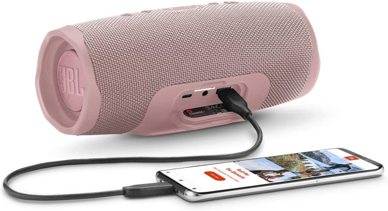 JBL Charge 4 Portable Bluetooth Speaker --- [Brand New in Box] Singapore