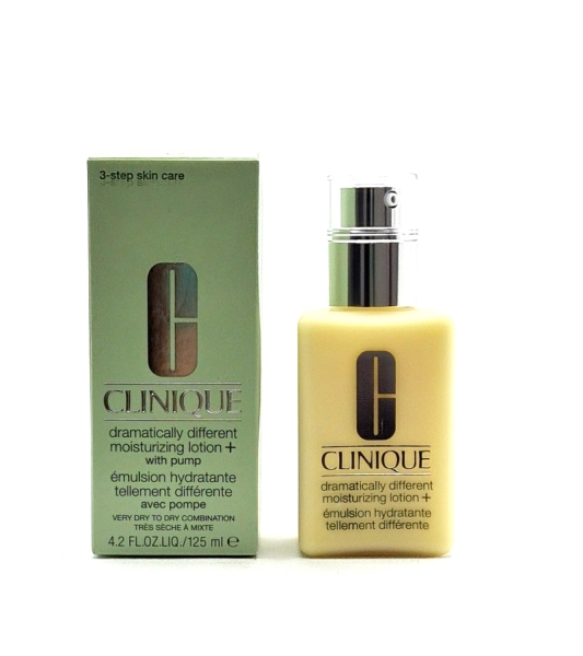 Buy Clinique Dramatically Different Moisturizing Lotion + With Pump 125ml Singapore