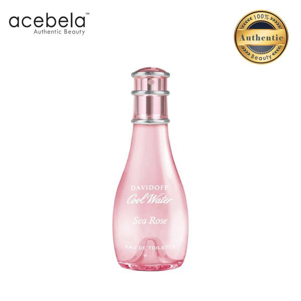 Buy Davidoff Cool Water Sea Rose Eau De Toilette 100ml (100% Authentic Perfume, Brand Fragrance) Singapore