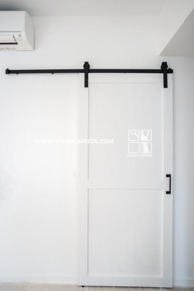 Wood Capitol Wood Door
