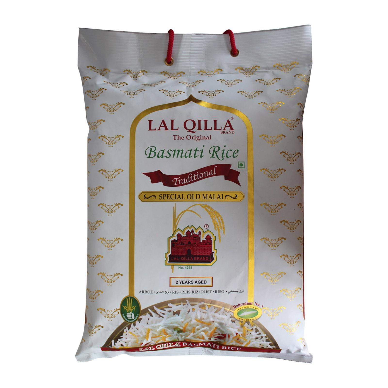Lal Qilla Basmati Rice - By Dashmesh