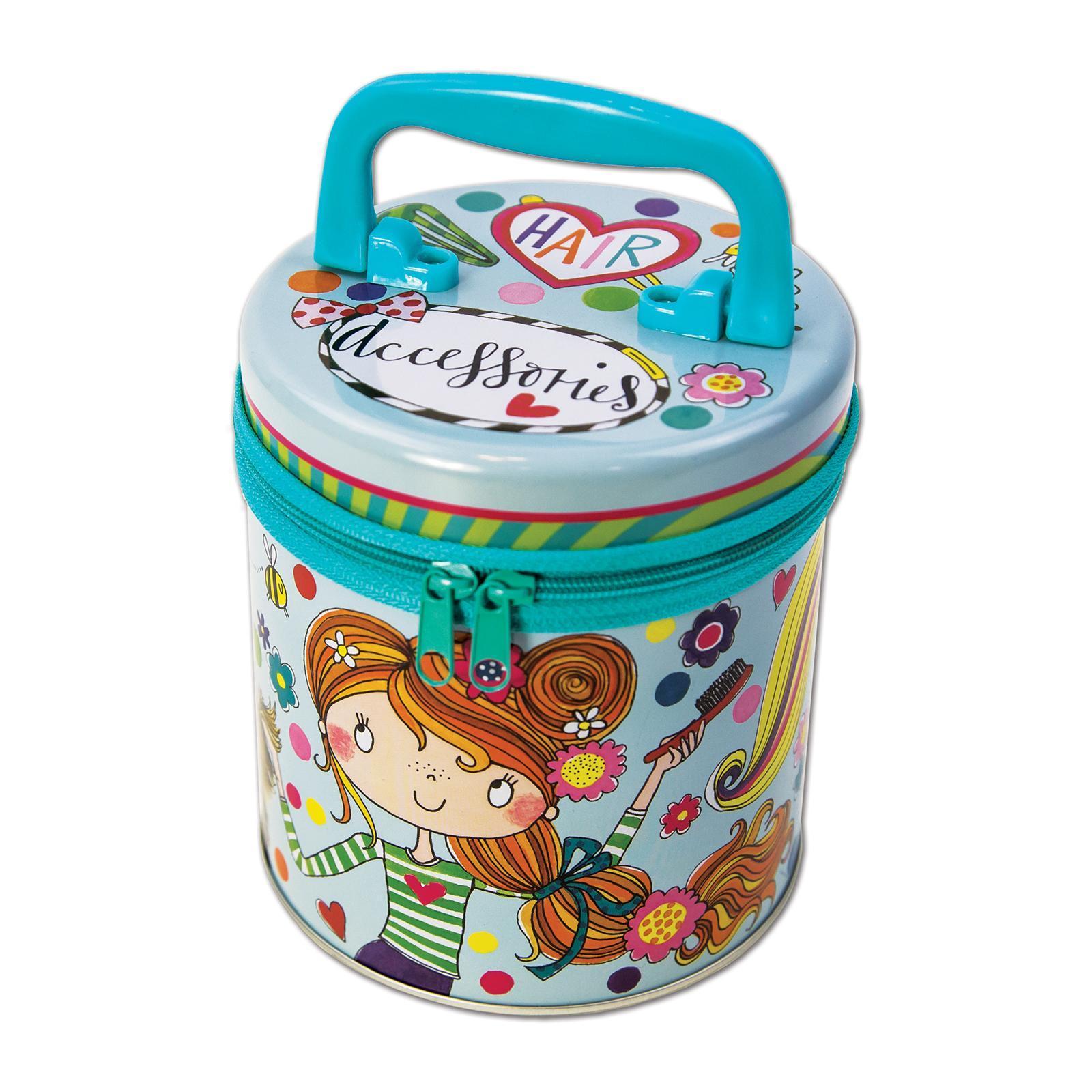 Rachel Ellen Storage Tin My Little Box of Secret Treasures