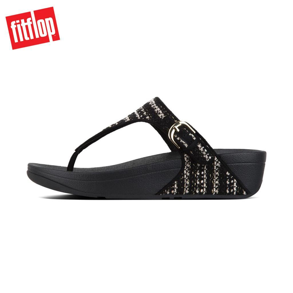69d7923af2b Fitflop™ Skinny Tweed Toe Thong Women Sandals