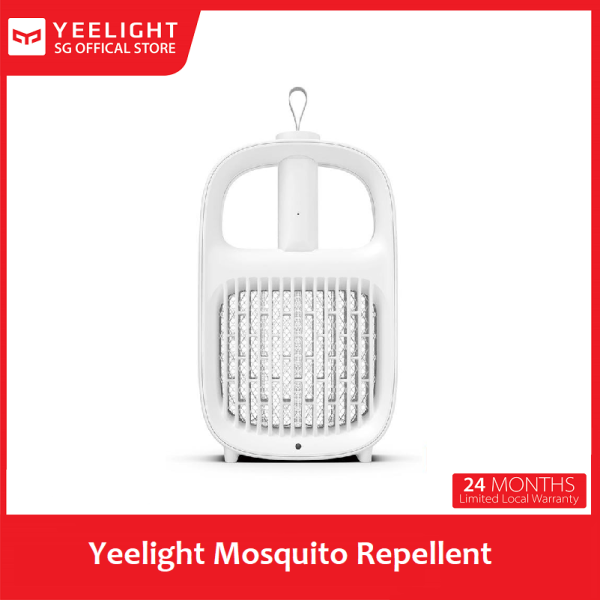 Yeelight Smart Light Sense Mosquito Repellent Swatter Zapper Mosquito Trap USB Rechargeable Induction LED Anti-mosquito Ultraviolet Light Mijia YLGJ04YI