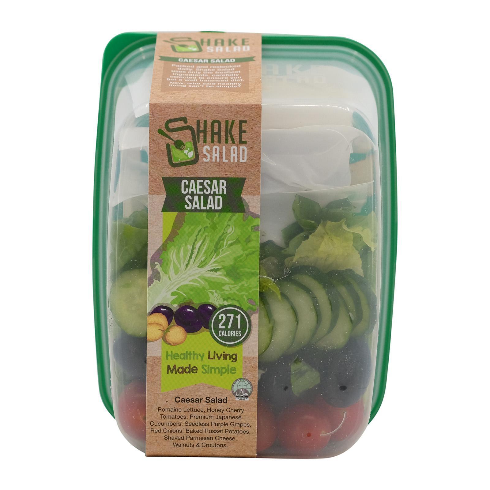 Shake Salad Caesar Salad