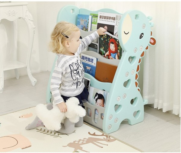 Kids Children Toys Storage Rack/ Toy Organizer/ Kids Bookshelf